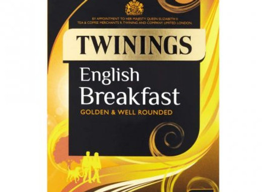 Twinings English Breakfast Tea - 50 Teabags