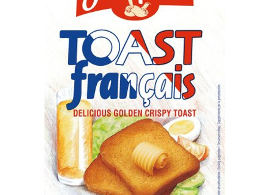 Jacquet French Toast 200g