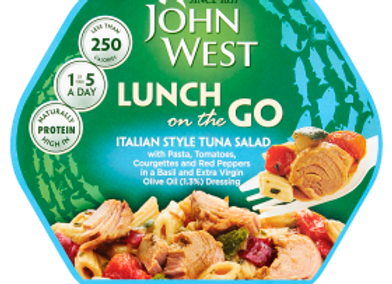 John West Italian Style Tuna Salad Lunch on the Go 220g