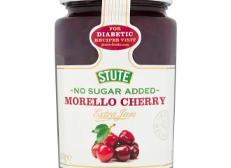 Stute No Added Sugar Morello Cherry Jam 430 g