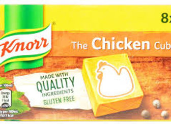 Knorr Chicken Stock Cube 8's