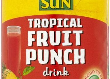 Tropical Sun Fruit Punch 540ML