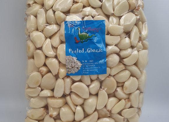 Peeled Garlic 1 K
