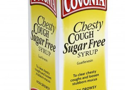 Covonia Chesty Cough Sugar & Alchohol Free Syrup 150ml