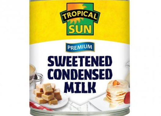 Tropical Sun Sweetened Condensed Milk 397g