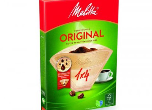 Melitta 4 Cup Coffee Filters 40's