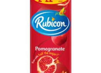 Rubicon Pomegranate Juice Drink 1L