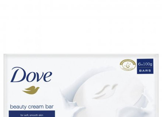 Dove Original Beauty Cream Bar Soap 4x100g