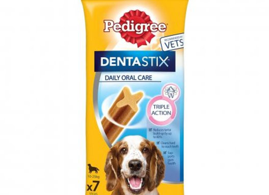 Pedigree Dentastix Medium Dog Chews 7 Sticks