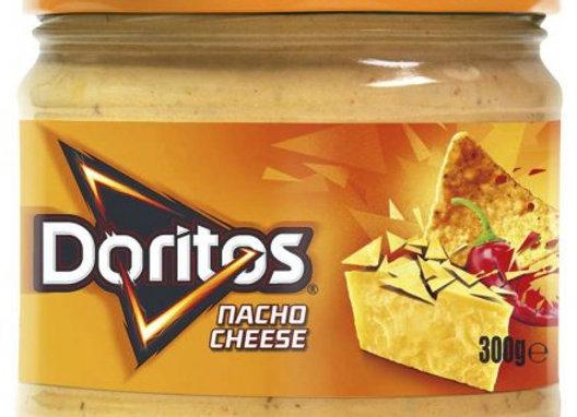 Doritos Nacho Cheese Dip Jar 300g