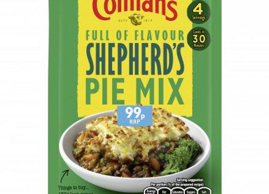 Colman's Mix Shepherds Pie 50g