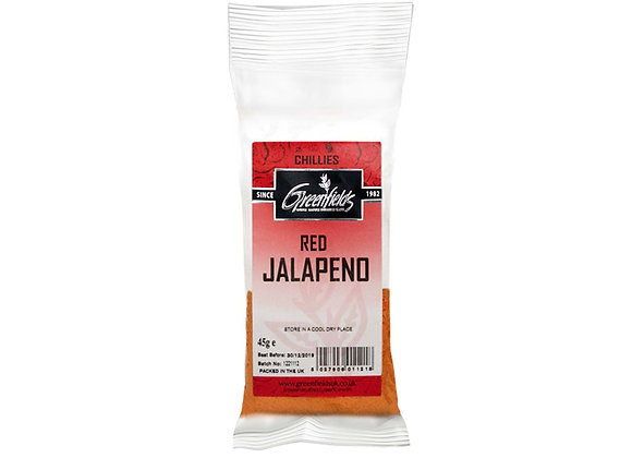 Greenfields Red Jalapeno