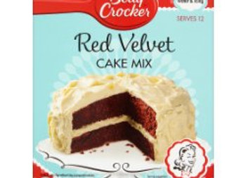 Betty Croker Velvet Cake Mix 425g