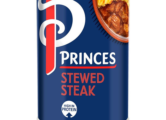 Princes Stewed Steak 392g
