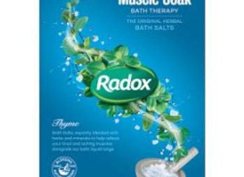 Radox Muscle Soak Bath Salts 400gr