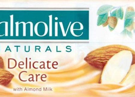 Palmolive Naturals Delicate Care White Soap 3x90g