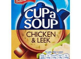 Batchelors Cas Chicken & Leek 4's