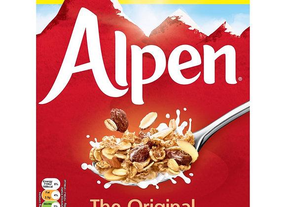 Alpen The Original Swiss Style Muesli 550g