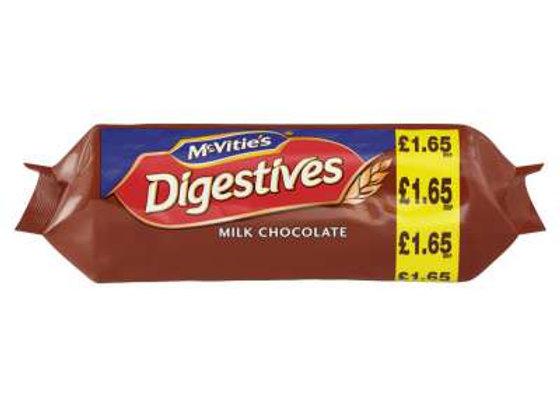 McVitie's Milk Chocolate Digestive 266g