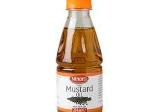 Niharti Mustard oil 250 ml