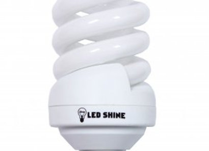 20W E-Saver Energy Saving Bc Spiral Light Bulb