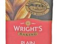 Wrights Plain Flour 1.5 K