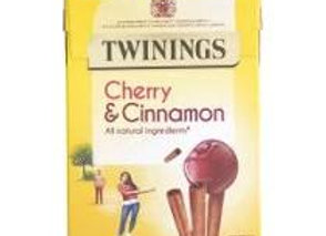 Twinings Cherry & Cinnamon Tea 20s