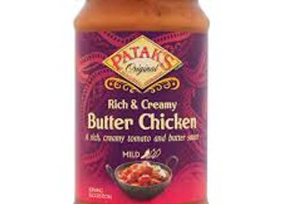 Patak's Original Butter Chicken 450g
