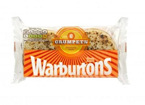 Warburtons 6-Pk Crumpets