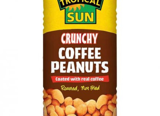 Tropical Sun Coffee Peanuts 330g