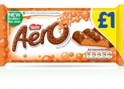 Aero Orange Block 100g