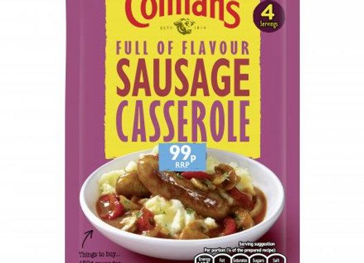 Colman's Mix Sausage Casserole 39g