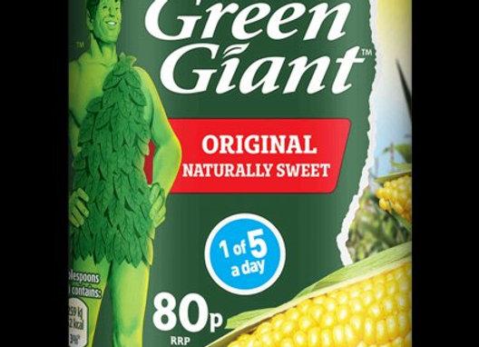 Green Giant Original Corn 198g