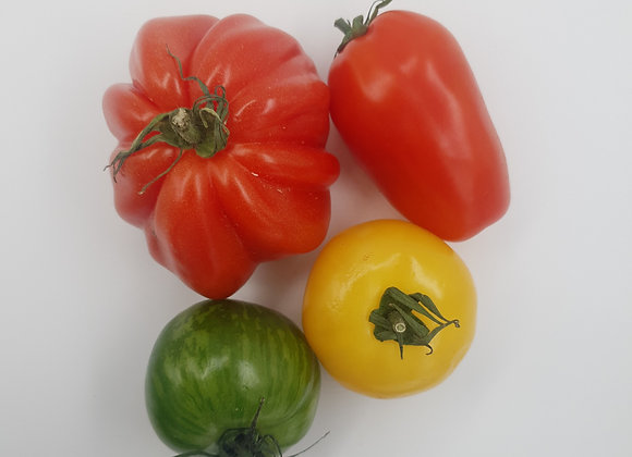 Heritage Tomatoes 500gr