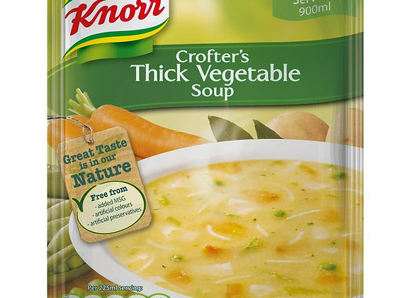 Knorr Thick Vegetable Soup Mix