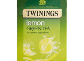 Twinings Green&Lemon  20s