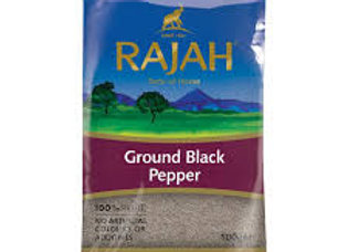 Rajah Ground Black Pepper 100 g