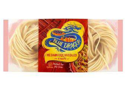 Blue Dragon Medium Egg Noodles 300g