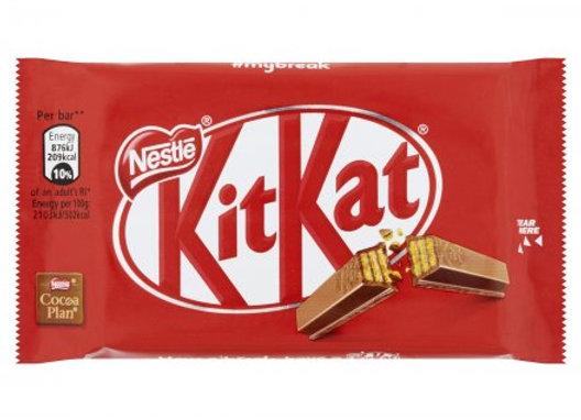 Kit Kat 4 Fingers 41.5g