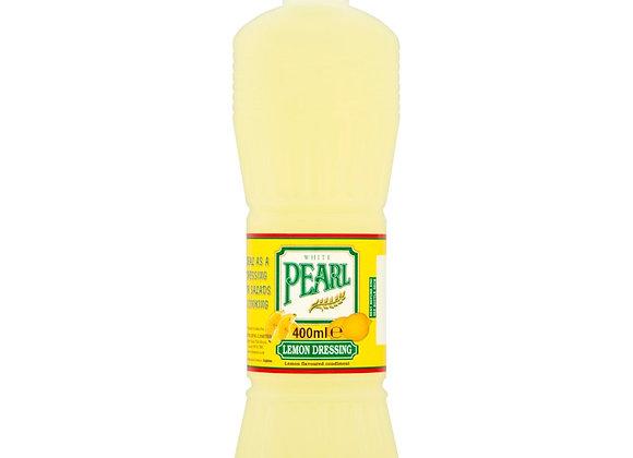 White Pearl Lemon Dressing 400ml