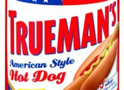 Meica Trueman's Hot Dogs 540g