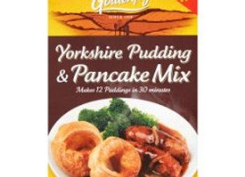 Goldenfry Yorkshire Pudding & Pancake Mix 142g