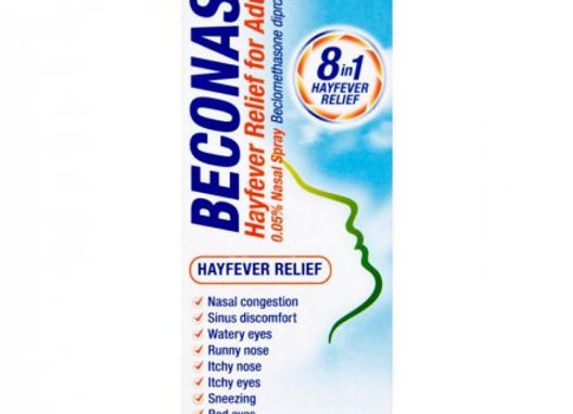 Beconase Hayfever Relief Spray 100sp
