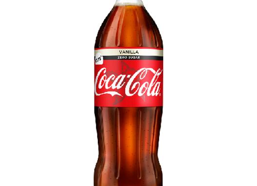 Coca Cola Zero Vanilla 1.75 L