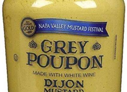 Grey Poupon Dijon Mustard 210 G