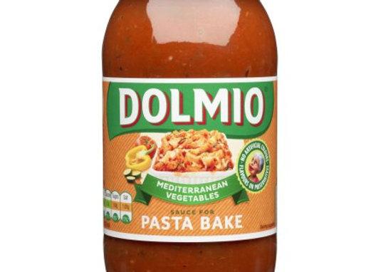 Dolmio Pasta Bake Mediterranean Vegetables 500g