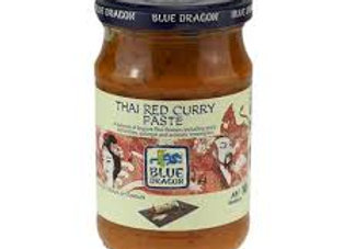 Blue Drag Thai Red Curry Paste 285g