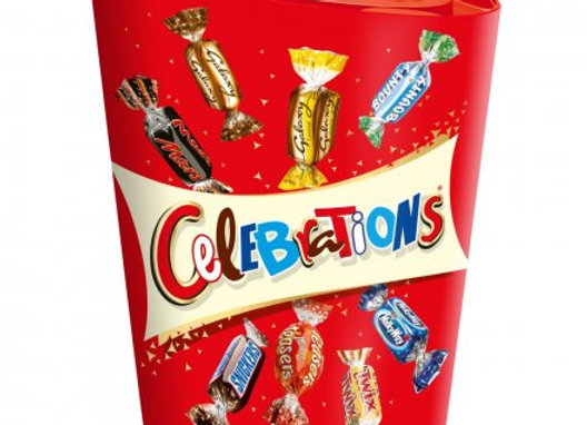 Celebrations Carton 245g