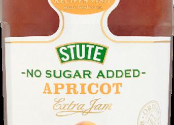 Stute No Added Sugar Apricot Jam 430 g