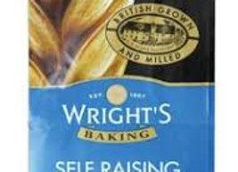Wrights Self Raising Flour 1.5 K